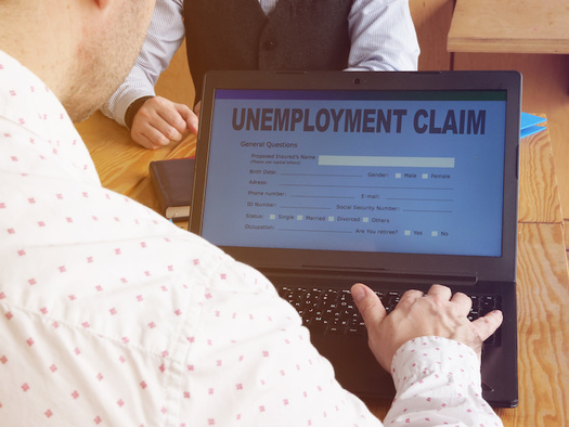 Research shows unemployment insurance can help stabilize family finances and economic activity when people lose jobs. (Adobe Stock)