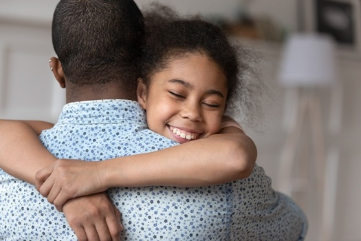 Black children in foster care are less likely to find a permanent home compared with their White peers. (AdobeStock)