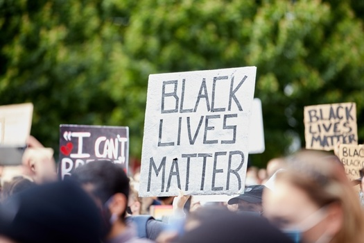 In the two weeks following the death of George Floyd, an estimated 10,000 people were arrested during protests in the United States. (Adobe Stock)