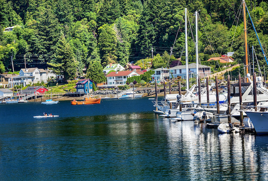 Commercial and recreational fishing supports about 60,000 jobs on the Washington coast. (Bill Perry/Adobe Stock)
