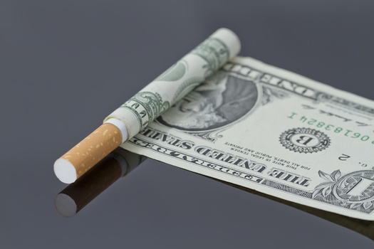 Oregon's cigarette tax rate ranks 32nd in the nation. (berkut_34/Adobe Stock)
