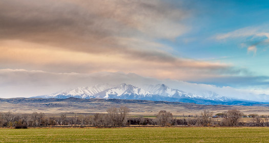 In its plan for the Custer Gallatin National Forest, the Forest Service recognized part of the Crazy Mountains as an