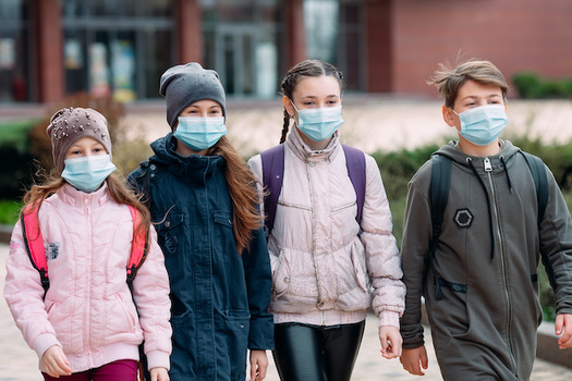Reopening Pennsylvania schools may include social distancing, wearing masks and enhanced cleaning of school buildings and buses. (davit85/Adobe Stock)