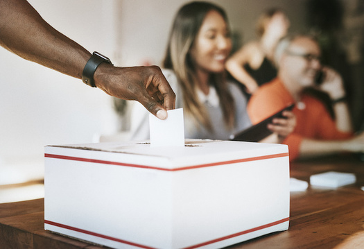 States with the highest voter turnout numbers have enacted same-day registration and easier vote-by-mail policies. (Adobe Stock)