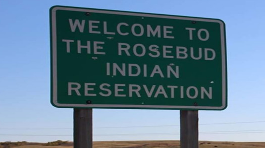 Outside of government relief assistance, many Native American tribes, including the Rosebud Sioux Tribe in South Dakota, are appealing for online donations to help with their response to COVID-19. (Rosebud Tribe)