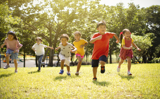 A new compilation of medical research shows kids in the United States aren't getting enough physical activity, and also are not engaged in sustained periods of exercise. (Adobe Stock)