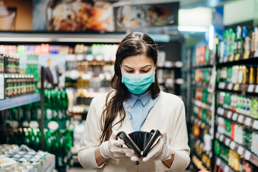 Food banks face an added challenge after this week's expiration of unemployment benefits that had been increased because of COVID-19. (eldarnurkovic/Adobe Stock)