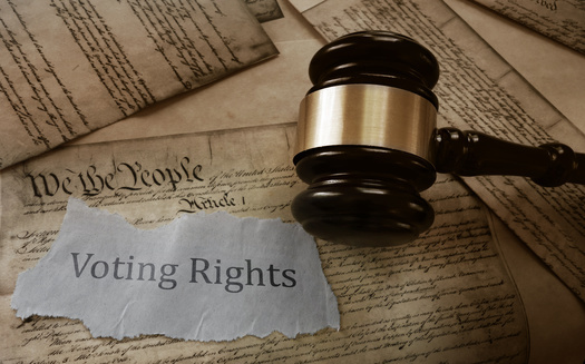 Through various executive orders over the past 15 years, Iowa has seen several reversals of voting rights for people with past felony convictions. (Adobe Stock)