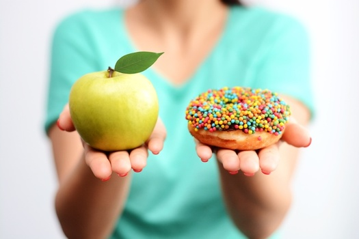 In a new survey, 21% of people said the pandemic has encouraged them to improve their eating habits. (Adobe Stock)