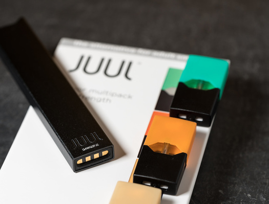 In 2017, more than 14% of Kentucky high school students said they used electronic cigarette products such as JUUL. (Adobe Stock)