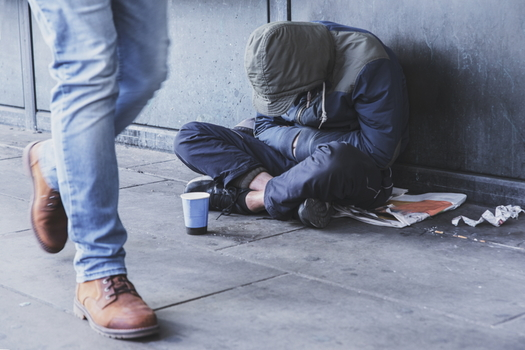 More North Dakotans face homelessness, with this summer's unemployment rate almost triple what it was at the same time last year. (Adobe Stock)