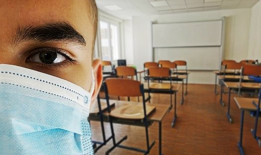 Civil-rights and education groups say the coronavirus pandemic should not be employed as an excuse to reduce data collection on school-related civil-rights issues. (AndreaKoch/Pixabay)