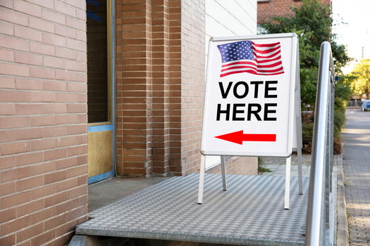 Nearly 40% of all poll-worker jobs in Maryland were vacant as of last week, mostly as a result of the coronavirus pandemic. (Adobe Stock)
