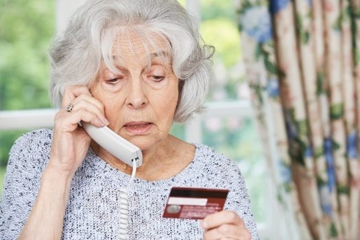 One of the most persistent problems with elder fraud is that so few people report it, because victims or families either don't realize it's happening or are embarrassed to tell authorities. (Adobe Stock)