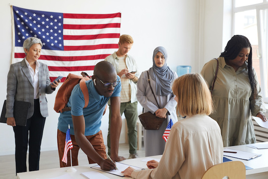 """The """"Participate PA"""" webinars will include information on voter registration, voting by mail and recruiting poll workers. (Seventyfour/Adobe Stock)"""