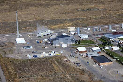 A project for a new nuclear reactor design is slated to be built at the Idaho National Laboratory. (Idaho National Laboratory/Flickr)