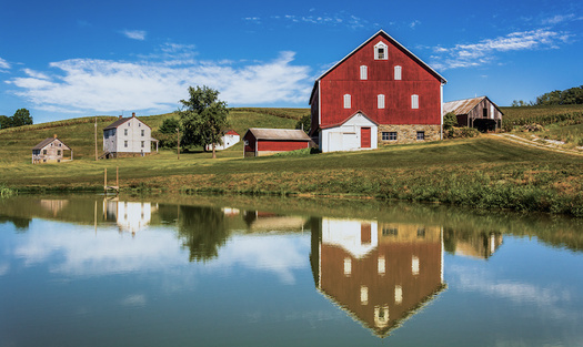 Pennsylvania's plan fails to meet commitments for reductions in nitrogen pollution from agriculture and other sources. (jonbilous/Adobe Stock)