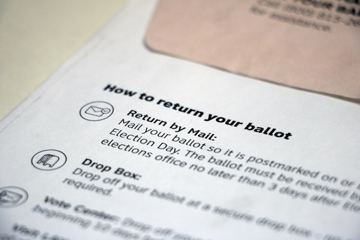 More than half of Biden voters age 50 and older said they plan to cast absentee or mail-in ballots. (Darylann Elmi/Adobe Stock)