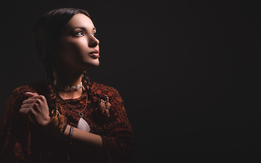 According to one study provided by the Justice Department, murder rates of Native American women in some territories are 10 times higher than the national average for all races. (Adobe Stock)