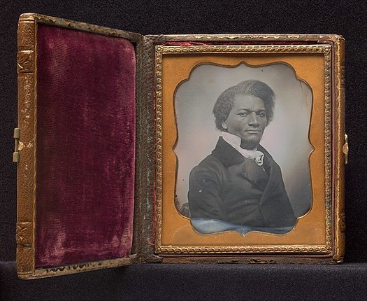 Frederick Douglass' 1845 autobiography about life as a slave became an international bestseller, and his message rings true today as protests against racial violence continue. (Wikimedia Commons)