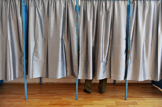 Reforms to make voting easier and more accessible passed the U.S. House last year, but have gotten no traction in the U.S. Senate. (Roibu/iStockphoto)
