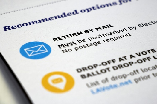 Election officials say they expect a record number of Arizonans to use the option of mail-in ballots for the Nov. 3 general election. (Darylann Elmi/Adobe Stock)