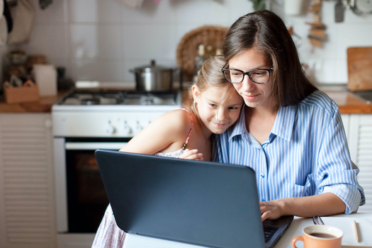 Moms now are the equal, primary, or sole household income earners in 40% of U.S. families. (Adobe Stock)