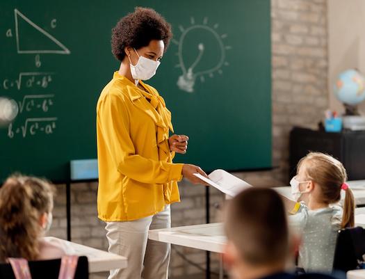 Critics say HB 2696 would divert CARES Act money away from public schools already facing a $1 billion local revenue shortfall. (Drazen/Adobe Stock)