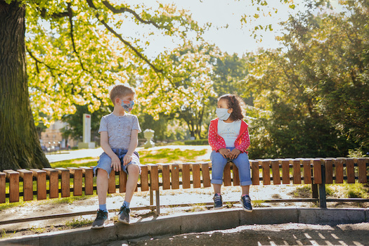 Teachers and other professionals who work with children now have less opportunities to interact with them and spot signs of abuse. (Adobe Stock)