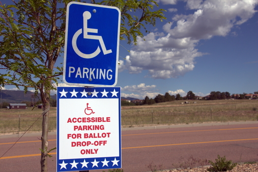 In some Oregon counties, election workers are available to go to the homes of people with disabilities if they need assistance with completing their ballots. (Adobe Stock)