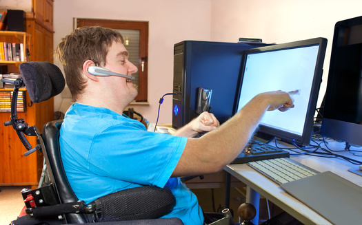 More than 80,000 Iowans living with disabilities are employed as part of the statewide workforce. (Adobe Stock)
