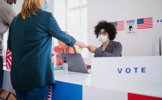 Many election clerks in Wisconsin feel confident about having enough volunteers for the election, but they acknowledge things could change with COVID-19 cases on the rise. (Adobe Stock)