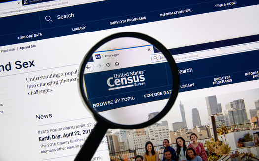 As COVID-19 cases spike again in states such as Wisconsin, those in charge of census outreach efforts are making a push through social media. (Adobe Stock)