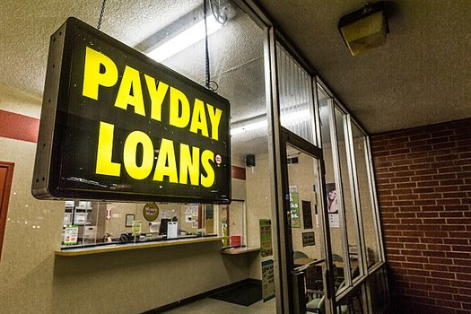Nearly 65% of payday loan storefronts in Nebraska are owned by out-of-state corporations. (Tony Webster/Wikimedia Commons)