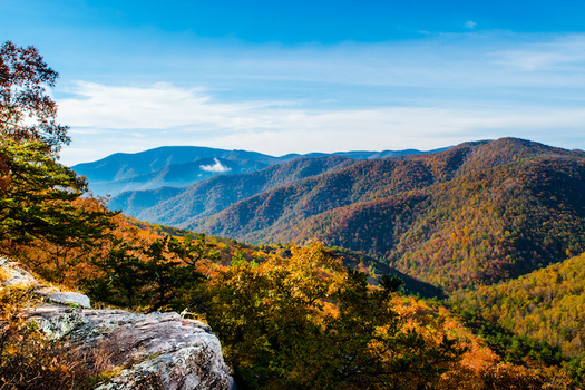 The Southern Blue Ridge Mountains are among the most climate-resilient landscapes in the U.S., according to new research by a team of scientists at The Nature Conservancy. (Adobe Stock)