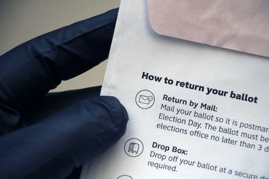 Mail-in ballots postmarked on or before Election Day will be counted in Pennsylvania if they are received by Fri., Nov. 6. (Darylann Elmi/Adobe Stock)