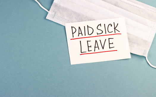 Supporters of enhancing paid time off during times of crisis say in addition to resistance in the U.S. Senate, there's also an awareness issue with many business owners and their employees who don't know there are current temporary protections available. (Adobe Stock)