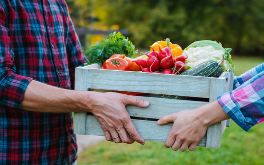 With the spread of COVID-19 still a big concern in Wisconsin, smaller farms are losing their traditional customer base, such as  restaurants. That has prompted more direct deliveries to consumers. (Adobe Stock)