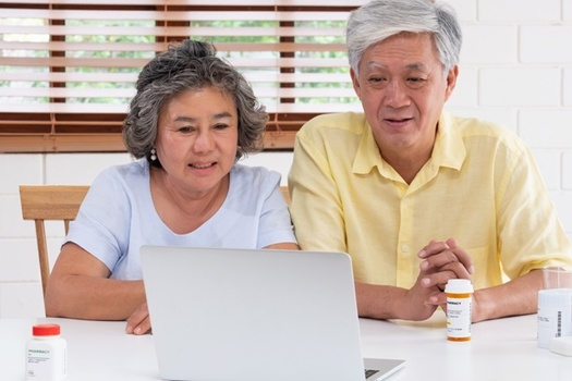 Medicare beneficiaries can sign up online for virtual enrollment counseling at 'insurance.ohio.gov.' (Adobe Stock)