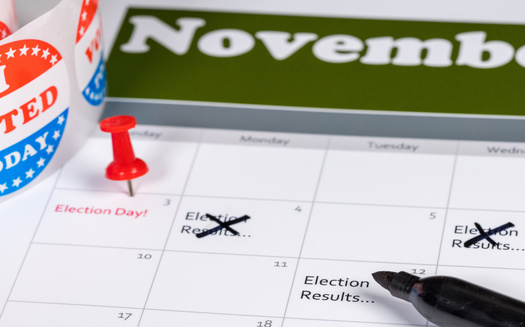 In some battlegorund states, caution is being urged about expecting Election Night results because staffs will have more absentee ballots to process this year. But in Minnesota, officials say many contests still should have a clear result that night. (Adobe Stock)