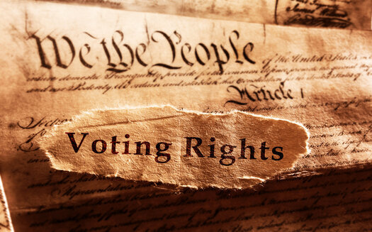 Prior to an executive order signed by Gov. Kim Reynolds this summer, Iowa was the only state to prohibit those with past felony convictions from voting. (Adobe Stock)