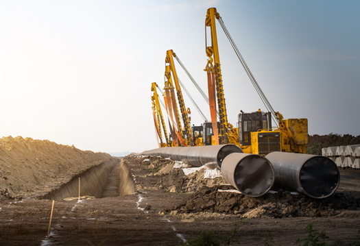 Advocates opposed to Maryland's new gas pipeline project say that drilling can cause sludge, mud and sediment to back up into nearby houses. (Adobe stock)