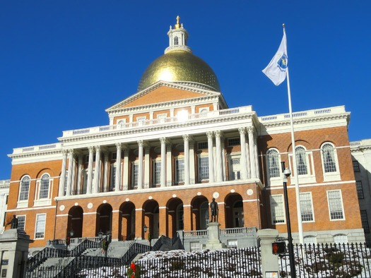 The 2021 Massachusetts budget is expected to pull from the state's rainy-day fund, in part to cover COVID-related expenses. (David Mark/Pixabay)