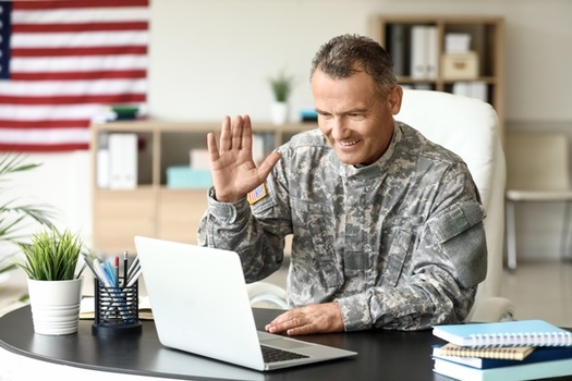 COVID-19 is shifting most of the annual Veterans Day events to the virtual world, which might allow even more people to participate. (Adobe Stock)