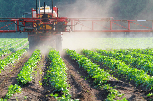 The EPA's Agricultural Worker Protection Standard requires employers to perform annual pesticide application training. (Kara/Adobe Stock)