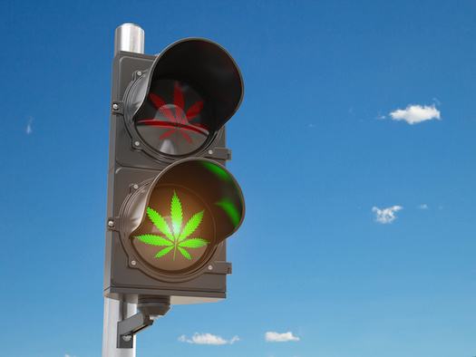Five states, including Montana, broadened their marijuana-use laws on Tuesday. (Maksym Yemelyanov/Adobe Stock)