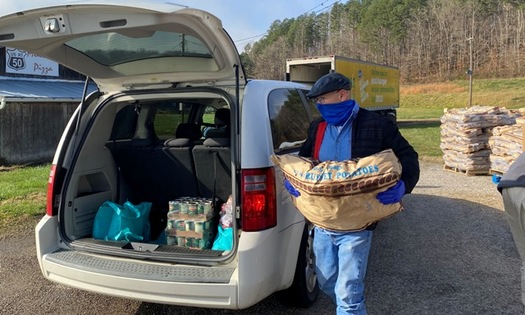Ohio's emergency food network has been working overtime to help struggling families. (Ohio Association of Foodbanks)