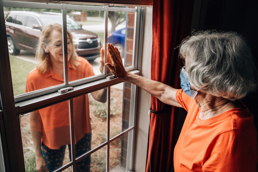 Kentucky is one of 12 states nationwide where there is an alarming increase in COVID cases, especially among nursing-home residents and staff. (Adobe Stock)