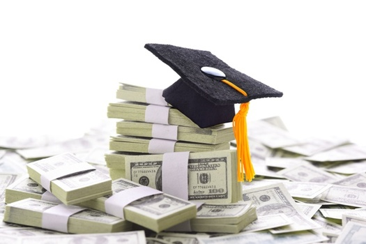 A higher percentage of students at for-profit colleges are saddled by debt after graduation than those who go to a community college or public university. (Adobe Stock)