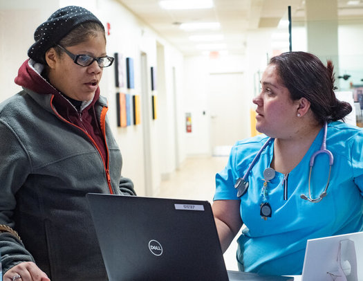 Advocates would like to see Connecticut offer subsidies to help people pay for health insurance through the state marketplace. Similar programs are in place in Massachusetts, Vermont and California. (Gale Zucker/CT Health)